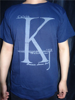 Free Shipping men t-shirts spring 2014  Summer Pure cotton  5 sizes of 8 colors