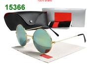2Promotion Newest 6-colors Retro Fashion elegant metal star Sunglasses Men Women 2014 Freeshipping