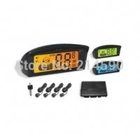2014 hot sale CRS2500 Automobile Reversing Radar LCD parking sensor crs2500