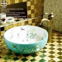 Art basin wash basin wash basin wash basin counter basin jt-001