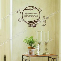 Wall stickers tv hot cartoon balloon