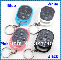 Bluetooth Remote Control Self-timer Wireless Camera Shutter Release for Apple iPhone 5S 5C 5 4S 4 Samsung Free Shipping