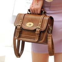 women messenger bags small 2014 vintage college style shoulder bags korean women handbag
