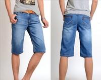 2014 New Arrival!Jeans Shorts Men,High Quality Casual Pants,Famous Brand,Fashion Denim Jeans Shorts