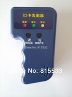 Free shipping +Handheld 125Khz  RFID  ID card  Copier Writer / Duplicator/ ID Card Copy +5pcs EM4305 tags+10pcs TK4100 card