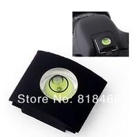 FREE SHIPPIPNG DSLR 1PCS/LOT Camera Bubble Spirit Level + Hot Shoe Protector Cover for Nikon Canon Fuji