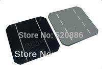 Hot* 80 pcs  5x5 A grade mono solar cell solar cells for DIY  200w solar panel,free shipping