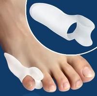 Medical silica gel foot valgus hallux correction of toe thumb truck little toe bone Orthotics