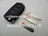 Subaru Forester , Outback , Subaru VX 3 button improved Folding remote key 433mhz (blade for choice)