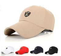 Wholesale 10pcs Quality Men Cotton Flex Fit Baseball Caps 2014 Cheap Mens Sports Cap Women Spring Hat Womens High Profile Hats
