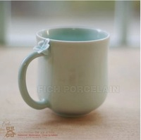 High quality elegant ceramic cup