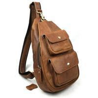 2014 New High Quality Vintage Retro Genuine Leather Cowhide Men Messenger Bag Shoulder Bag Chest Bag Bags For Men 8395