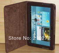 PU Leather Stand Case cover  for Samsung GALAXY Tab 2 P5100