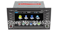 Android 4.0 Car Multimedia for Audi A4 2002-2008 with GPS DVD RDS Bluetooth Radio TV USB SD Stereo Audio Video 3G WIFI