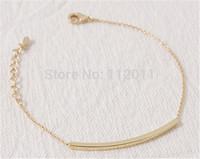 Wholesale 2014 aliexpress New Arrival Fashion women bracelet 18k gold simple best friends infinite love bracelets free shipping