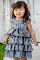 2014 New Arrival Tutu Flower Lolita Style Girl Princess Dress  , Free Shipping