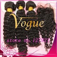 Rosa Hair Product Peruvian Human Hair Virgin 3or4pcs/lot Hair Bundles Kinky Curly Hair Weaving Free Shipping Large Stock Weave