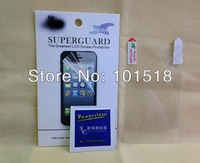 20pcs/lot&free shipping Clear LCD Screen Protector Guard for  LG L70