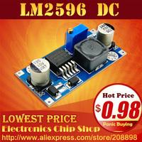 Buck Converter Step Down Module LM2596 Power Supply Output 1.23V-30V DC-DC