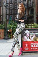 fahioncandy цвета карандаш случайные тонкий тощий джинсы брюки женщин плюс размер карандаш брюки для дам женщин