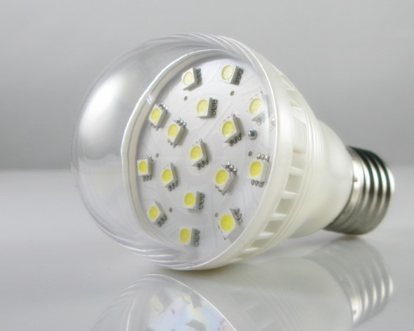 free shipping 12v 24v dc 3w le lamp 16 in42patients led energy saving lamp constant current source bright light bulb 12(China (Mainland))