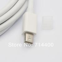 ME-LINK 1pcs Latest 10ft Thunderbolt Mini DisplayPort to HDMI TV AV HDTV Cable for MacBook Pro