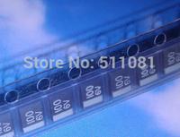 50pcs SMD tantalum capacitor 100UF 6.3V B 3528 TEESVB20J107M8R