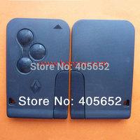 Megane 3 button Remote key for Renault