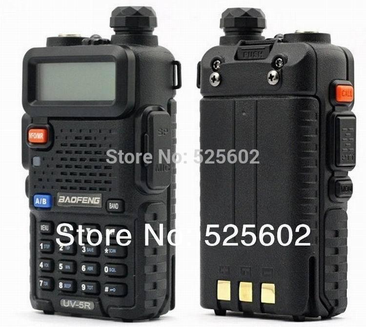 2014New!! Hot Portable Dual Band UHF/VHF Radio BAOFENG UV-5R 136-174/400-480Mhz Interphone Walkie Talkie Free Shipping(China (Mainland))