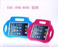EVA for Apple Ipad mini Protective Shell Portable eva eco-friendly Child Radio Multicolour Protective Case
