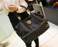 2014 handbag messenger bag brief fashion all-match women's elegant handbag