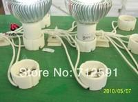 FedEx !!Free Shipping Ceramic GU10 Spotlight downlight Holder Base Socket Downlight Wire Connector fitting GU10 Lamp Holder
