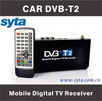 Full HD 1080P set top box China Factory price car dvb-t2 Digital TV Receiver