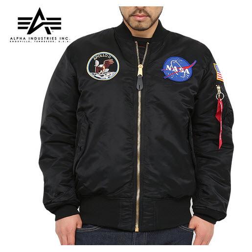 NASA Apollo Mission Flight Jacket - Pics about space