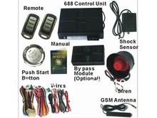 wholesale car alarm remote start