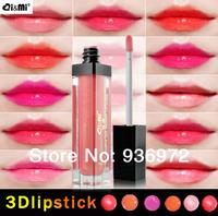 New 2014 fashion 3d  lipstick eos lip balm lipsticks free shipping