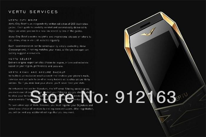 Мобильный телефон VIP Luxury Phones Dual SIM vip зал