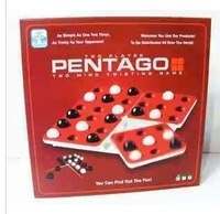 Desktop rotary pentago 331 magic rotating beads