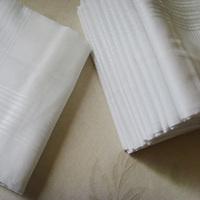 free shipping White 100% cotton handkerchief male women's child 100% cotton handkerchief squareinto hot-selling waste-absorbing