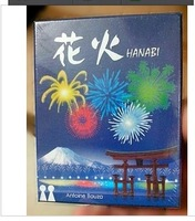 Table hanabi - flower