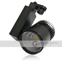 high lumen high quality 30w cob led track light