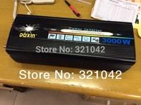 12v/24v to 220v Power Inverter 3000W 6000W(peak) with charger,UPS