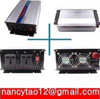 2000w pure sine wave power inverter dc 12v to ac 230v 2000w solar inverter  car inverter  free shipping