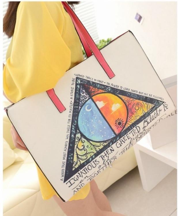 cheap creative women shoulder bag leather tote shopping beach bags ...