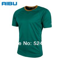 Summer New Men's sports T-shirt Absorbent Quick-drying Jogging t-shirt Short sleeve Skating t-shirts Breathable shirt Multicolor