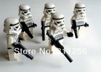 5pcs Building Block Toy Mini Figure Starwars Storm Trooper