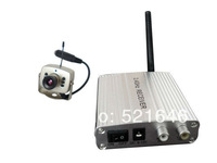 Low cost 2.4G wireless CCTV system with night vision CCTV Camera