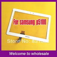 Original P5100 P5110 Digitizer Touch Screen for Samsung Galaxy Tab 2 10.1 P5100 P5110 -Black White