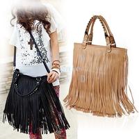 Shoulder tote Bags handbag bag Punk Fringe Tassel factory wholesale price handbags 3311