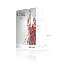 Free shipping Autodesk AutoCAD 2015 English for win 32bit or 64bit Full Version Color Packaging(China (Mainland))